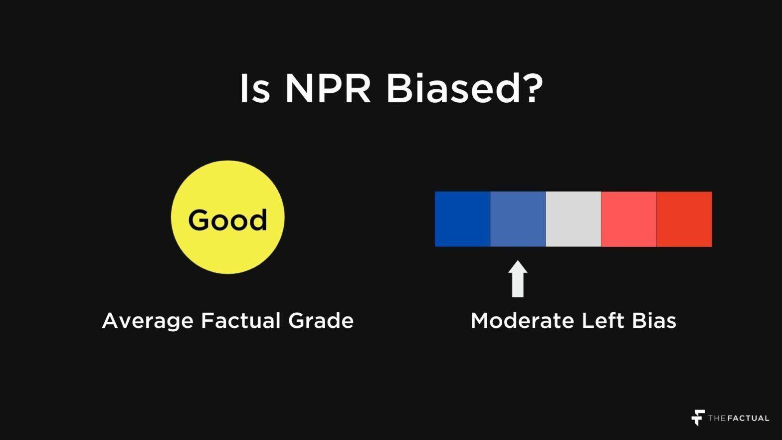 NPR Bias
